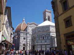西欧6か国周遊2か月⑦(フィレンツェ)