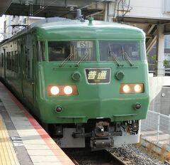 2019年・超大型連休の旅の思い出 緑の電車と。