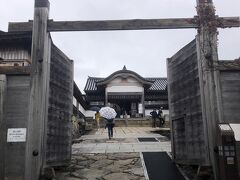 30数年振りの有馬温泉、ちょっとその前に丹波篠山へ寄り道(丹波篠山編)