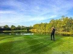 タイで17回目のゴルフ WATERMILL GOLF & GARDENS