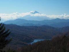 のんびり富士山を眺めて 大菩薩嶺日帰り登山