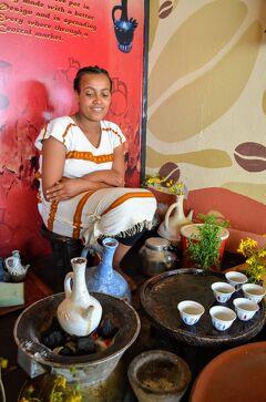世界の結婚式から~エチオピア~ Part 2 - エチオピアの文化体験