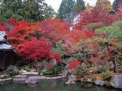 2019年11月 滋賀・湖東 その3 湖東三山 百済寺