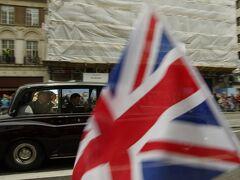 エリザベス女王在位60周年の日