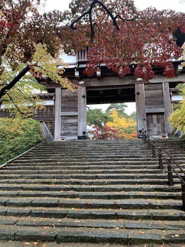 紅葉の青森・秋田旅行 5日目① 秋田市散策