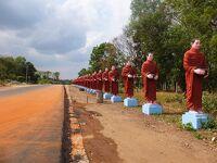 ミャンマー南部の旅①・高速バスでモーラミャインへ