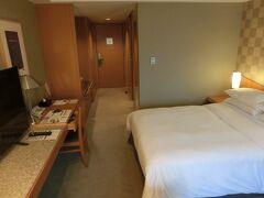 セルリアンタワー東急ホテルに泊まってみた