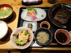 20201207-2 京都 島原の魚河岸宮武まで、お昼をいただきに
