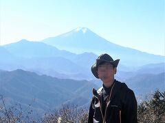 百蔵山に登ってみた