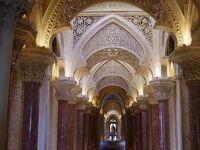 ポルトガル王家の避暑地シントラ(5)       モンセラーテ宮殿