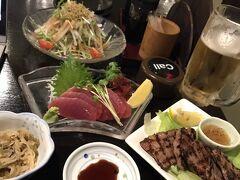 石垣再訪♪女一人旅・格安地元料理の個室居酒屋発見っ!