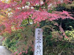 2020年11月 母娘旅行 京都&滋賀 一日目