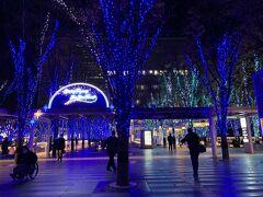 GoTo 奈良 ⑧ さいたま新都心のクリスマスライツ