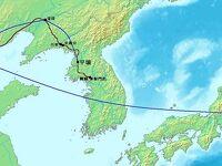 2004年 北朝鮮観光-A(北京から列車で北朝鮮へ)