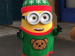 大阪コロナでえらいことに(*´Д`) でもクリスマスのユニバで、こっそりヒャッハー(^^;)
