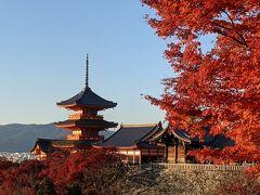【京都】晩秋の京都~③八坂庚申堂、清水寺