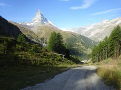 絶景が広がるアルプスの山歩きと鉄道の旅:スイス、リヒテンシュタイン旅行【31】(2019年秋 6日目④ 山歩きの悦楽)