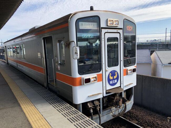2020年12月4日から6日にかけて東海方面へ出かけました。<br /> 鉄道情報サイト「レイルラボ」の乗りつぶし「鉄レコ」で、まだ未踏破となっている路線に乗ることを目的に、土・日曜日で時間が許す限り鉄道に乗ってきました。<br /> 使用したのは「JR東海&16私鉄乗り鉄☆たびきっぷ」です。<br /> 実は、この旅行もだいぶ早い時期から計画していましたが、新型コロナウイルス感染拡大により延び延びになってしまいました。<br /> と言いながら、11月ごろからのコロナ第三波、愛知県も感染者が多く発生し、とても不要不急の旅をする状況ではなかったのですが…決行しました。(笑)<br /> 明知鉄道の次は、久しぶりの乗車となる名古屋ガイドウェイバスと東海交通事業城北線に乗ります。