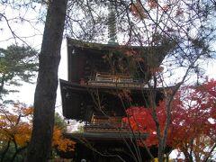 晩秋の豪徳寺と松陰神社