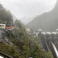 鉄道を楽しむ富山の旅①
