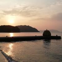Go toトラベル利用 岡山から新幹線·船で行く~ 豊島 直島 ②