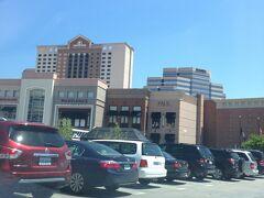 バージニア州 マクレーン ー 高級ショッピングセンターのタイソンズ ギャラリア