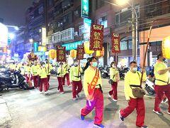板橋安溪城隍殿三成城隍爺夜巡文化祭
