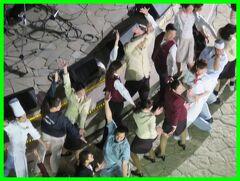 宮古島と沖縄本島(15)ダイビング、道の駅許田、A&W、伝説のアリビラダンシングパフォーマンス