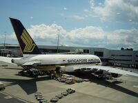 スターアライアンスで世界一周の旅:飛行機編 part 2