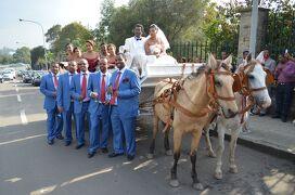 世界の結婚式から~エチオピア~ Part 4 - エチオピアの結婚式