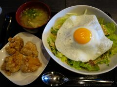 20201216-1 広島 宿でもらった¥1000のお食事券で、じぱんぐのランチ