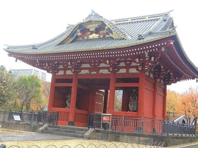 芝の増上寺の近くは何度も通ったことがありましたが,中をじっくり見学したことはなかったので,新型コロナ第三波で外出自粛の時期ですが,境内に入り見てきました.徳川将軍家の菩提寺であり,広く立派な寺院です.丁度,宝物展示も行われていましたので入りました(有料).奥の徳川将軍家墓所にも入り(有料),展示室で見た台徳院殿(二代将軍秀忠)霊廟の1/10模型(英国ロイヤルコレクションからの借用物)も合わせて,徳川将軍家の権勢と栄華を偲ぶことが出来ました.<br /><br />周辺の次の所も巡ってきました: 芝大神宮,芝東照宮,芝公園,芝丸山古墳,愛宕の青松寺.<br /><br />表紙写真は旧台徳院殿(二代将軍秀忠)霊廟の惣門<br /><br />増上寺Web: https://www.zojoji.or.jp/info/<br />