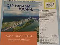 クルーズの旅パナマ運河