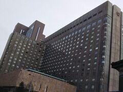 20年12月 Gotoトラベル@東京 帝国ホテル