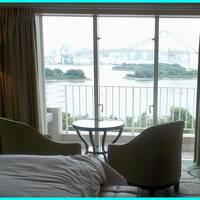 リブランド前のホテル日航東京(1)レインボーブリッジビュー・ルーム&コースディナー