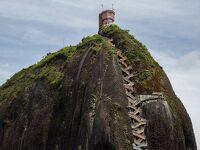 世界一周 コロンビア 悪魔の岩 ピエドラと映えの街グアタペ観光