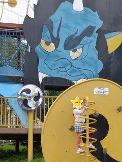 5歳子連れ青森【8】青森市内編 わくわく広場・ワラッセ・寿司・朝ラー ~青森発新千歳経由福岡行き