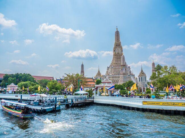 2018年の中国の旧正月の長期休暇を使って、日本に帰国予定です。2週間近くあるので、その前に一旦タイのバンコク、アユタヤ観光をして帰ることを計画。<br /><br />2018/2/9<br /> 会社~白タク~深セン宝安国際空港~バンコクスワンナプーム国際空港<br />(23:15~1:15 深セン航空 ZH9019 31444円).<br /> ~Boxtel(空港内のカプセルホテル4202円)<br /><br />2/10 <br /> スンコクスワンナプーム国際空港~地下鉄~チットロム駅~JCBプラザ<br /> ~チットロム駅~チョンノンシー駅~サパーンタクシン駅~サトーン港<br /> ~フェリー~プラーアーティット港~徒歩~オカサン通り<br /> ~プレーンプートン通り~徒歩~フアランボーン駅~JCBプラザ<br /> ~フアランボーン駅~バンコクセンターホテル<br />(2泊3日10032円 朝食なし)<br /> ~フアランボーン駅~タイランドカルチュラルセンター駅~鉄道市場<br /> ~タイランドカルチュラルセンター駅~フアランボーン駅<br /> ~バンコクセンターホテル<br /><br />2/11 <br />オプショナルツアー参加<br />  アユタヤ遺跡+バンコク3大寺院<br />  +SNSで人気のワットパクナム観光ツアー <br /> 2018/02/11 (日) THB 2,900/ご請求金額: JPY 10,423<br /><br /> ピックアップ時間08:15<br /> ピックアップ場所Bangkok Centre / ホテルロビー<br /><br />王宮・エメラルド寺院<br /> ワットプラケオ、チャックリー宮殿、ドゥシット宮殿<br />~ターティアン港~フェリー~<br />ワットアルン ~フェリー~ターティアン港~<br />ワットポー ~<br />プライム・ホテル・セントラル・ステーションバンコク内「Station Cafe」<br />~<br />アユタヤ遺跡観光(4か所) <br />~ワット・ヤイチャイモンコン~アユタヤエレファントライド<br />~ワット・マハタート~ワット・プラシーサンペット<br />~ワット・ロカヤスタ~ホテル<br /><br />2/12<br />オプショナルツアー参加<br />  ダムヌーン サドゥアク水上マーケットのオプショナルツアー<br />ホテル~水上マーケット~ホテル~トゥクトゥク~JCBプラザ~<br />バンコク ドンムアン国際空港 T1~成田空港<br />(タイ・エアアジア X XJ600 61303円)
