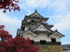 2019年11月 滋賀県・湖東 その5 彦根城の紅葉