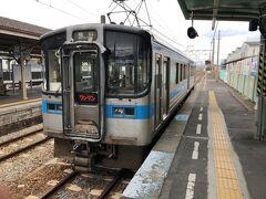 2020年12月四国鉄道旅行4(土讃線・予讃線)