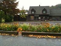 バーモント州 ストウ ー トラップファミリーロッジは「サウンドオブミュージック」のモデルとなった家族のリゾート
