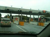バーモント州 スワントン ー カナダ国境をドライブスルーで入国審査