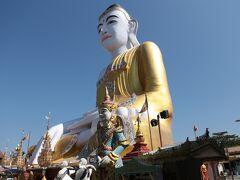 pyay(ピエ)ヤンゴンからバスで一日がかり。世界文化遺産の遺跡と仏教寺院と日本食レストラン横浜
