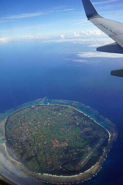 国境の東、Go toとGo toのはざまと低気圧と低気圧の谷間の八重山諸島の旅(1)ハワイアン航空コードシェア便で那覇経由石垣島へ。