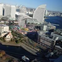 今年の結婚記念日♥は*空を飛ぶツアー観光*しちゃうぞ~🚁ーIN横浜⑤ー