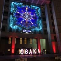 『☆OSAKA光のルネサンス光の饗宴☆』