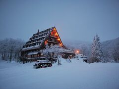 素敵なforest inn SANGOROで蔵王温泉スキー場滞在