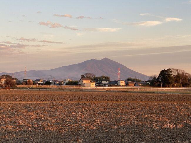 久しぶりに青春18きっぷを買いました。<br />先日はリゾートしらかみ号で1回利用しましたが、今回は水戸線に乗って筑波山を見に行ってきました。