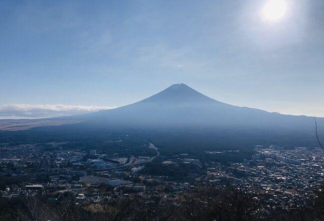 2013年11月以来、7年ぶりに山梨県富士河口湖町へ上陸。1500円で2日間路線バス乗り放題というチケットを駆使し、いわゆる富士五湖のうち河口湖・西湖・精進湖・本栖湖の4つを、富士山フィーチャーで観てきました。残り1つの山中湖は、4年前の今ごろに忍野八海とセットで観に行ったので、富士五湖はこれでコンプリートとなりました。<br />7年前は、河口湖駅からすぐに新富士駅へ抜けるバスへ乗り、白糸の滝など静岡県富士宮市メインで観光しました。富士河口湖町、富士五湖がメインとなると、28年前にサークルの研究だかで本栖湖と精進湖をドライブしたのと、25年前に大学4年にもかかわらず、サークルの春合宿に参加させてもらい、精進湖か本栖湖の宿に泊まって以来。もはや、両方とも細かいことは忘れてしまったので、今回が実質初訪問みたいなものでした。