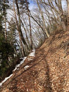長野2020冬 (3)小林一茶の散歩道と小布施